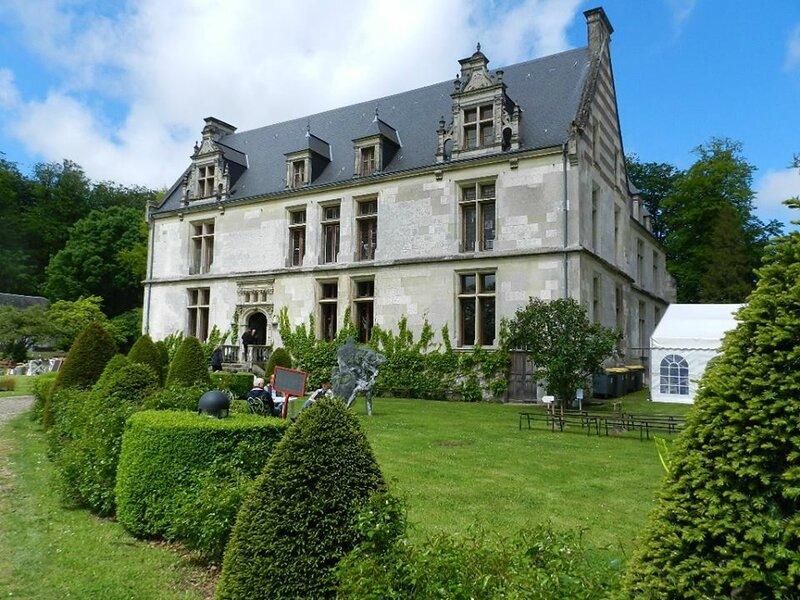 2015 - mai - 16 et 17 - Salon Arts et Jardins de Saint-Romain-de-Colbosc au Château de Gromesnil (61)