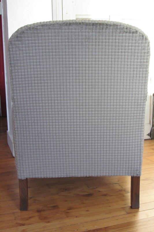 retapisser un fauteuil tapissier à Plougastel daoulas