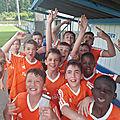 Belle semaine pour nos juniors... du beau jeu et des victoires..