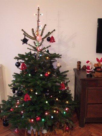 Cette Année Noël Sera Rouge Noir Et Blanc Miss Coxinelle