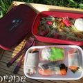 Bento en lunch-box