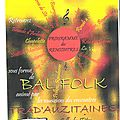 Bal folk - les rencontres musicales trad'auzitaines