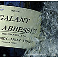 Galant des Abbesses cave Jean Bourdy