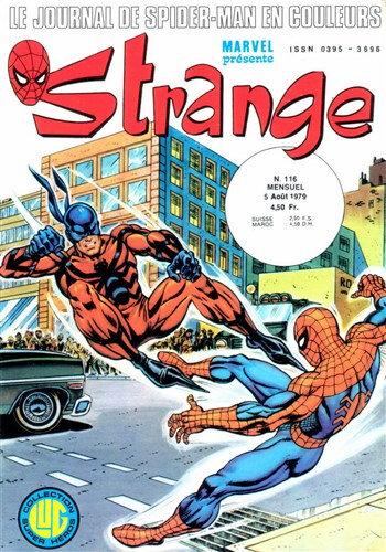 lug strange 116