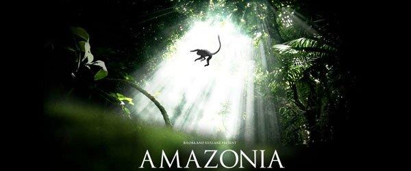 Affiche 2 : Amazonia