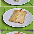 Pastilla de pommes et noix **