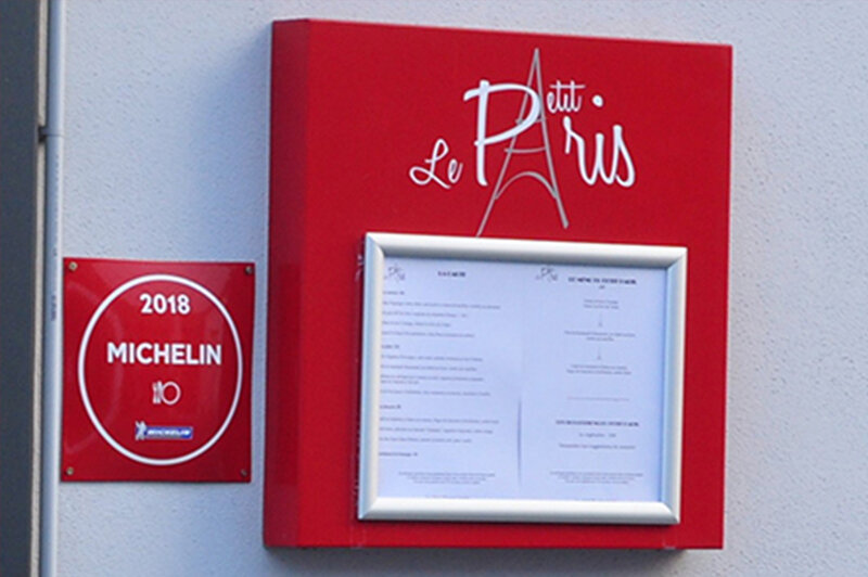 Restaurant LE PETIT PARIS A MULHOUSE-JPSa