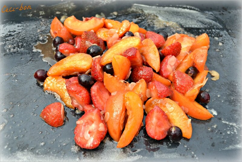 Cuisson fruits