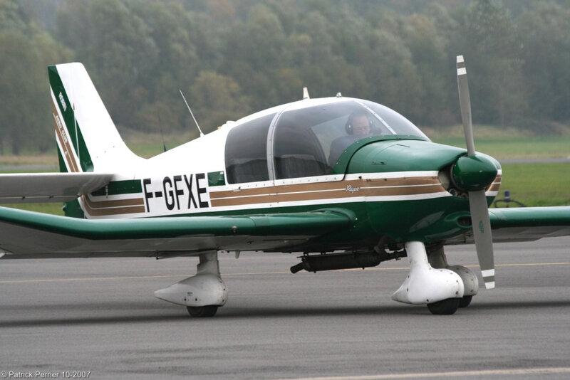 295 F-GFXE Robin DR 400-180 Les Ailes Ardennaises