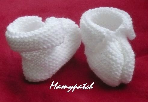 Chaussons naissance phild