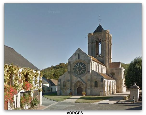 Vorges église Z