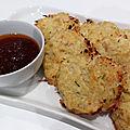 Croquettes de chou-fleur au fromage