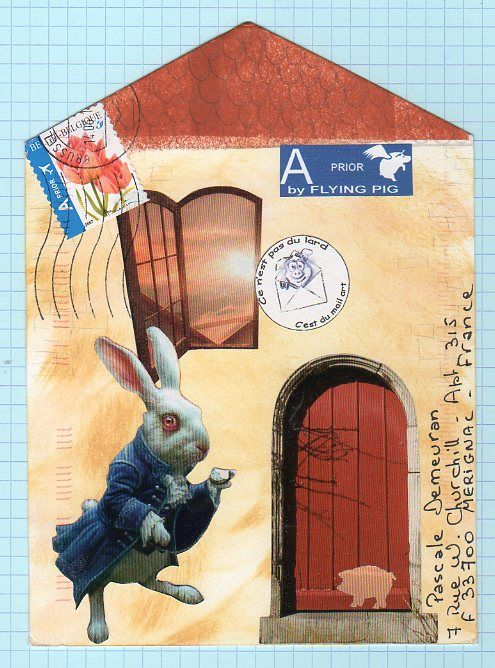 Mailart de Piggy 072