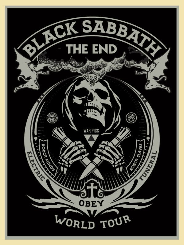 Shepard-Fairey-Black-Sabbath-Poster-Silver-The-End-2016
