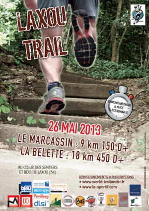 LaxouTrail