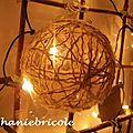bouloe laine collée - 6 octobre 2010