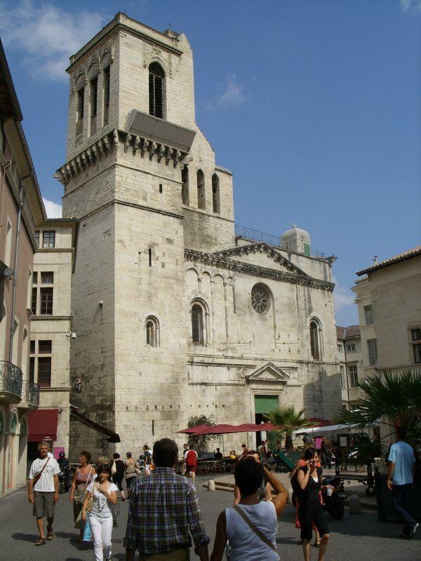 Découverte de Nîmes