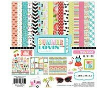 carta-bella-summer-lovin-12x12-inch-collection-kit
