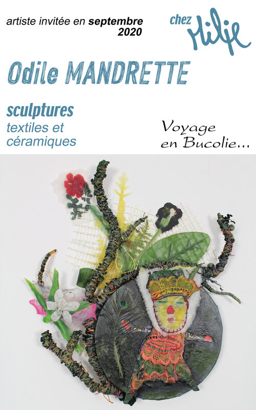 annonce expo Odile