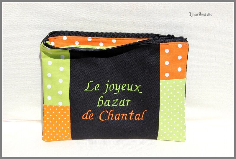 trousse chantal