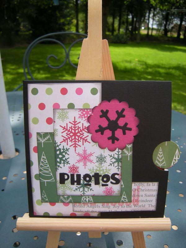 Pochette CD + tag