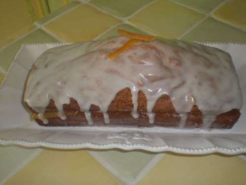 Cake fourré au lemon-curd
