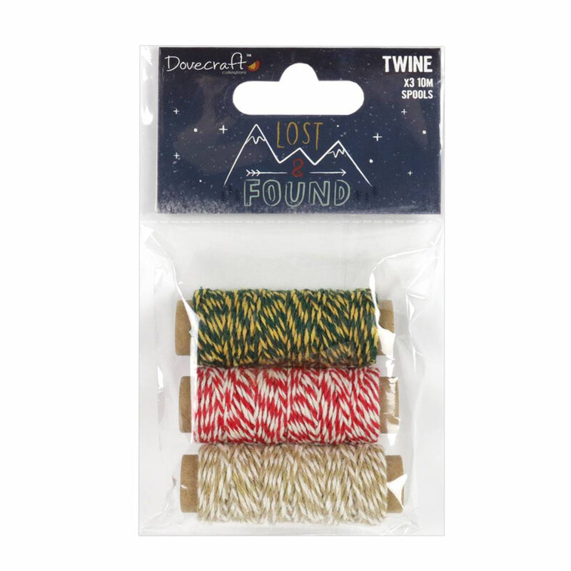 dovecraft-lost-found-twine-3pcs-dctwn005