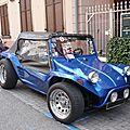 Lm sovra lm1 buggy moteur et châssis vw