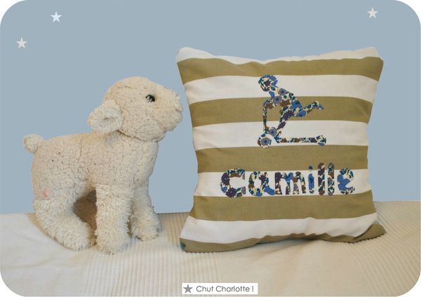 Coussin Chut Charlotte_Camille (0)
