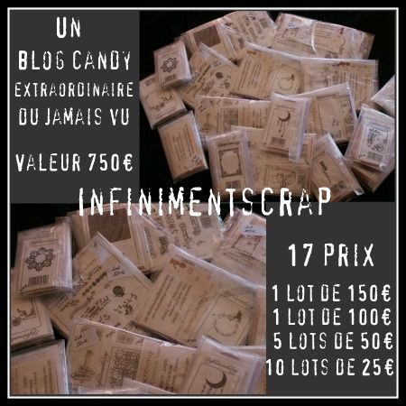 infinimentscrap blog candy