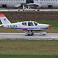 Aéroport Tarbes-Lourdes-Pyrénées: France - Direction Générale de l'Aviation Civile: Socata TB10 Tobago: F-GJXV: MSN 1493.