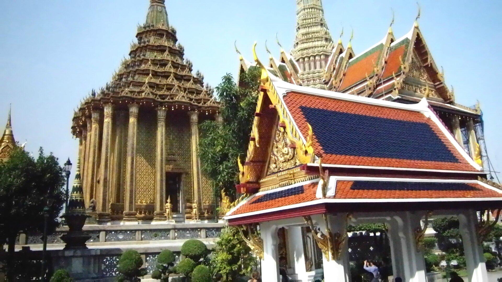 BANGKOK_Palais Imperial batiment3