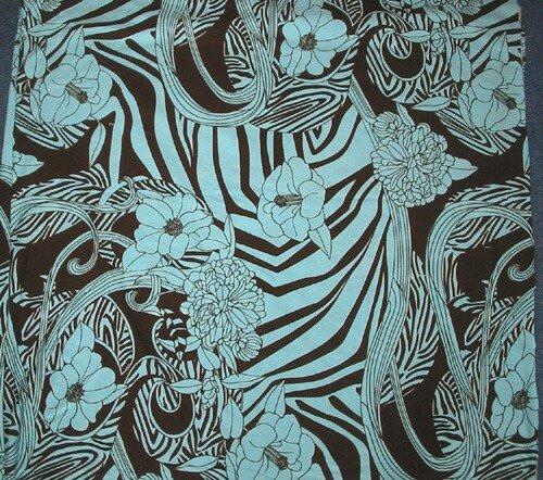 tissu jersey - 1.40*1.40 - TROQUE