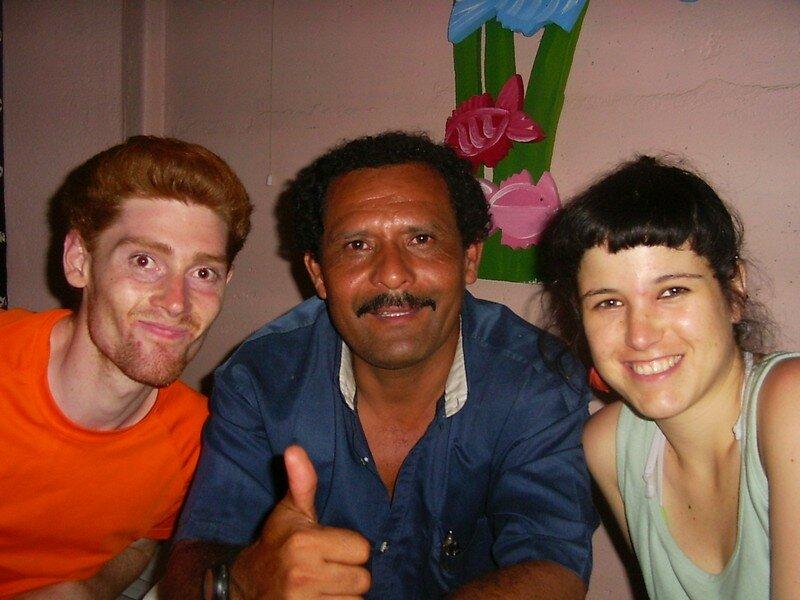 G033 Le 19 juillet : Resto avec Pedro