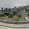 Rond-point à chilpancingo (mexique)