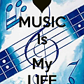 Music is my life... [1]
