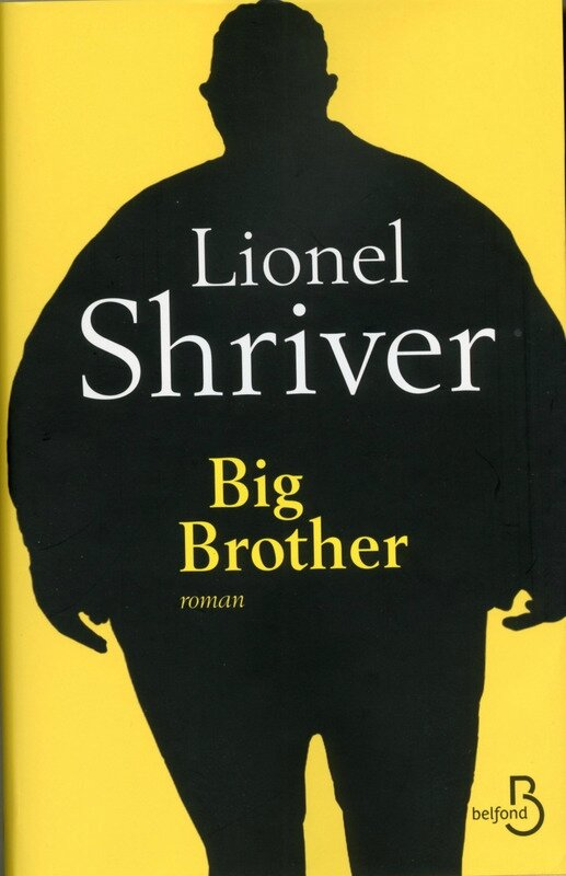 big brother lionel shriver