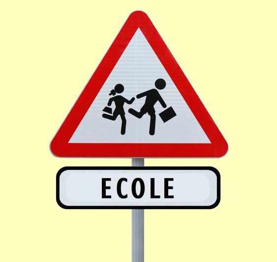 ecole attention