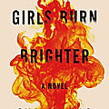 Girls burn brighter (shobha rao)