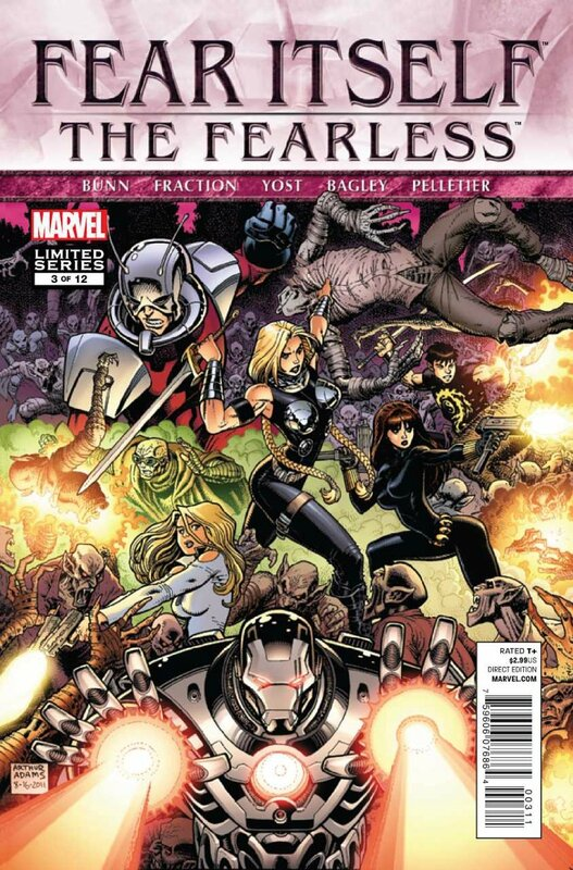 fear itself the fearless 3
