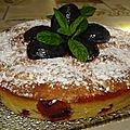 Zwetschkenfleck gâteau autrichien aux quetsches !