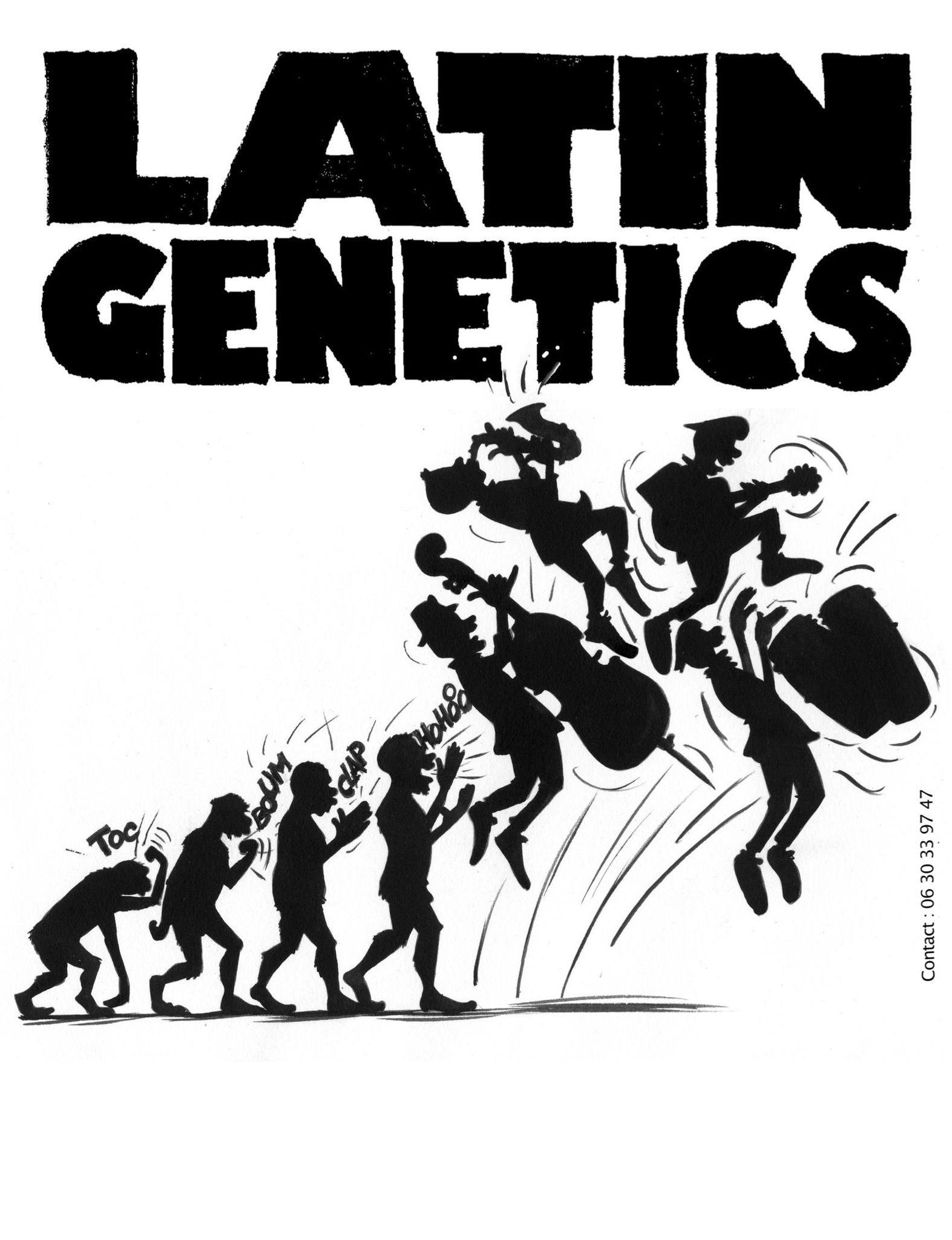 ballouhey-latingnetics-poster