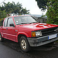 Mazda b2200 iv cab plus 2door pick-up