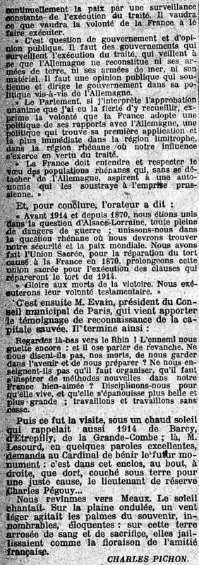Marne echo 1919 3