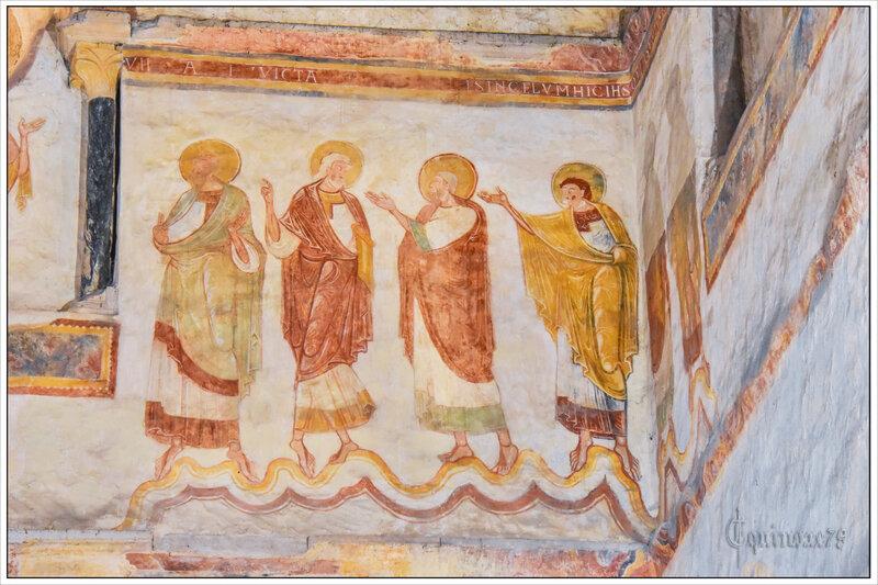 Poitiers baptistère saint jean
