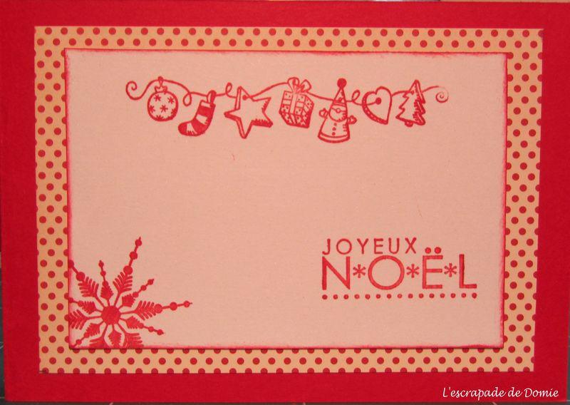 Cartes de Noël 010