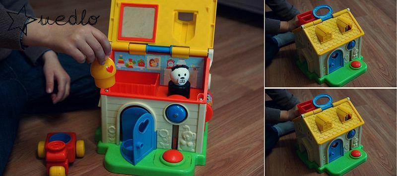 L'école Fisher Price
