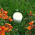 Crème pour les mains au sureau et aux trois beurres
