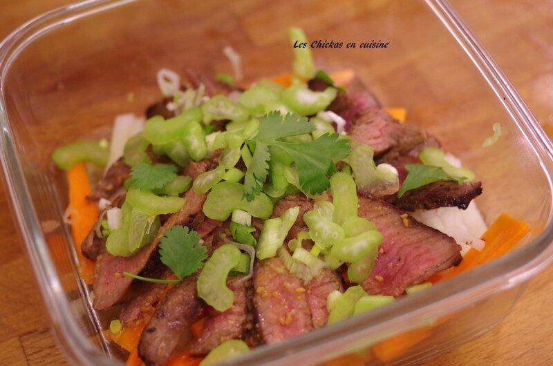 Recette japonaise_salade de boeuf (1)