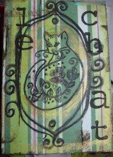 54 - Le Chat 18/09/06 Papercrazy (Usa)